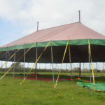 Big Top without walls