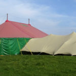 BigTop and Stretch tent space
